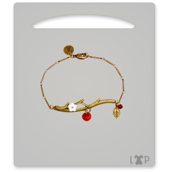 Bracelet Branche Red Chief