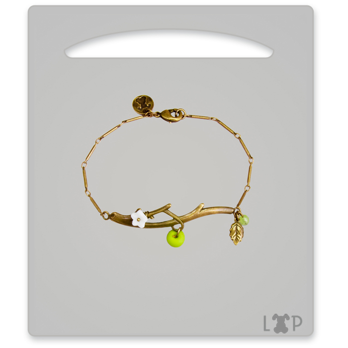 Bracelet Branche Granny Smith